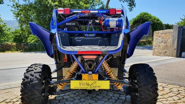 Yamaha YXR yxz 1000r